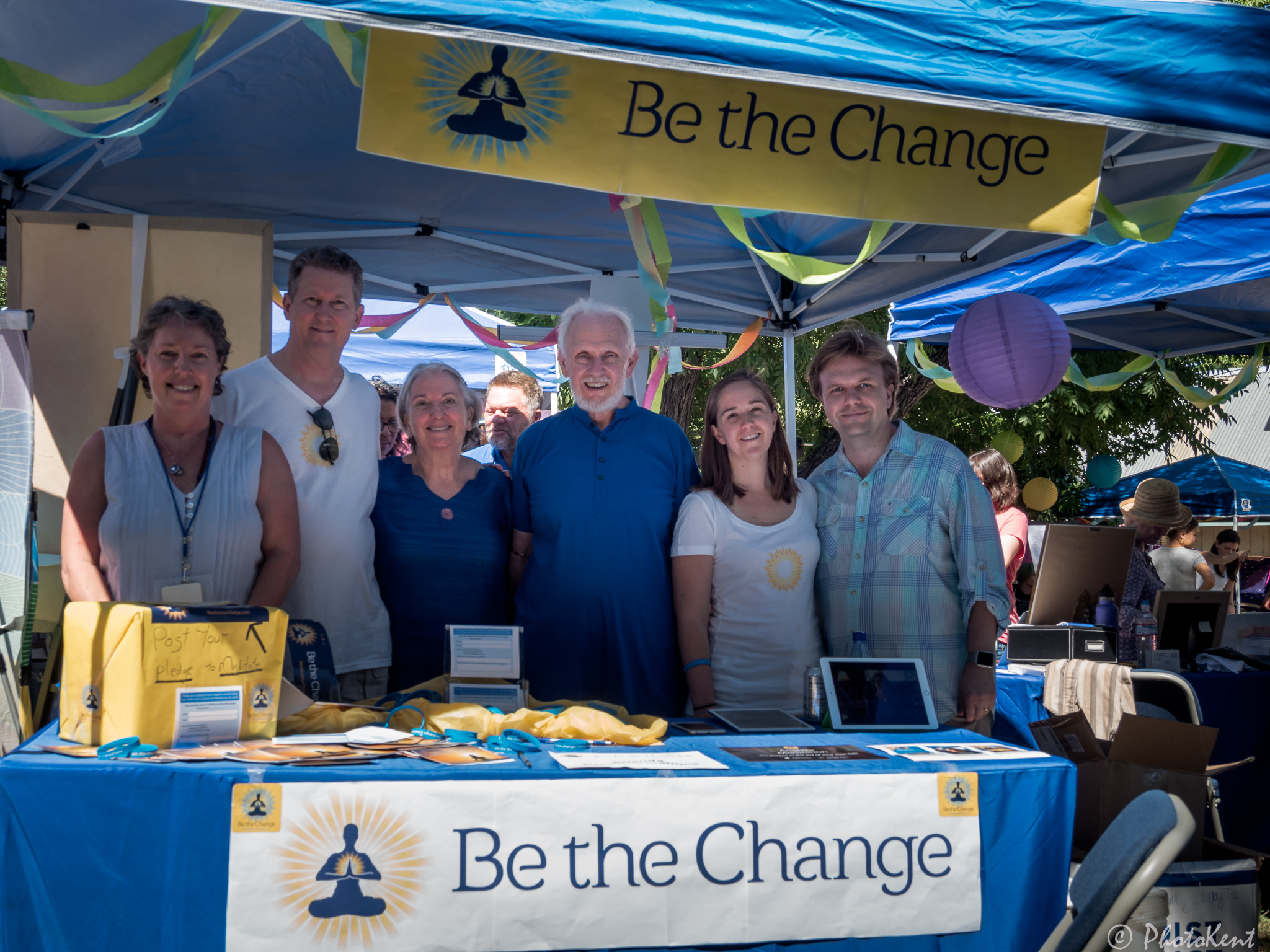 Be The Change Theme for Ananda Worldwide this year